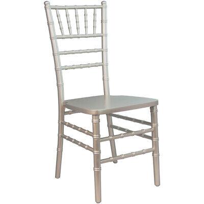 Champagne Wood Chiavari Chair - Commercial Quality Stackable Wood Chiavari Chair