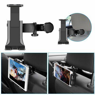 Regolabile Supporto Auto Poggiatesta per Tablet da 4 a 10.5 pollici Universale