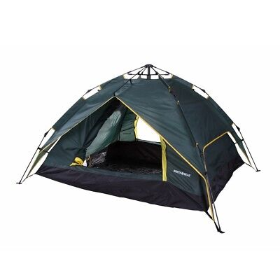 North Gear Camping Double Layer 3 Person Instant Camping Tent