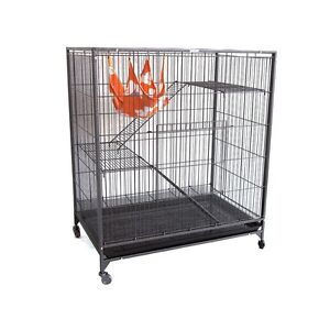 3 Level Pet Cage for Cat Ferret Guinea Pig Bird Playpen Padstow Bankstown Area Preview