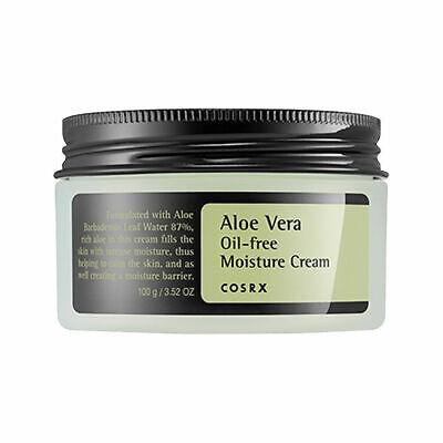 [Cosrx] Aloe Vera Oil Free Moisture Cream 100ml Free gifts Oil Free Aloe