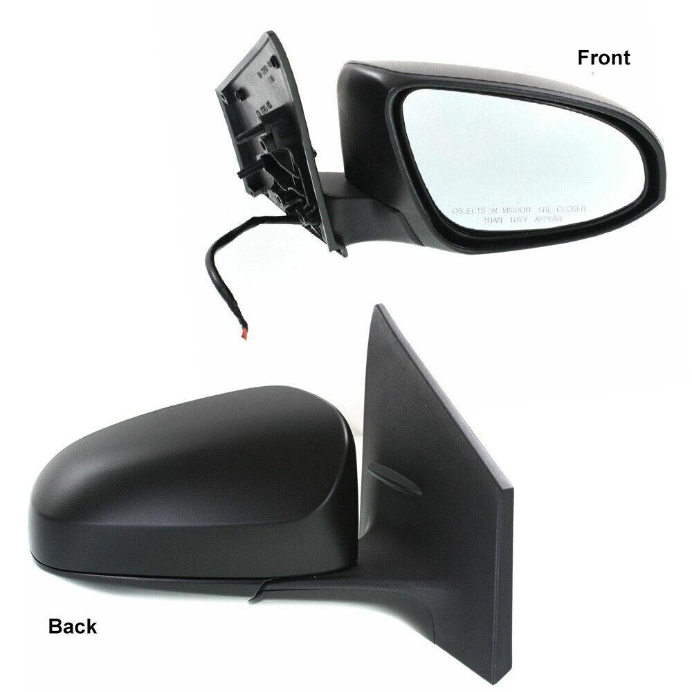 Passenger Side Heated Fits 2011-2014 Toyota Sienna Door Mirror Non Pow