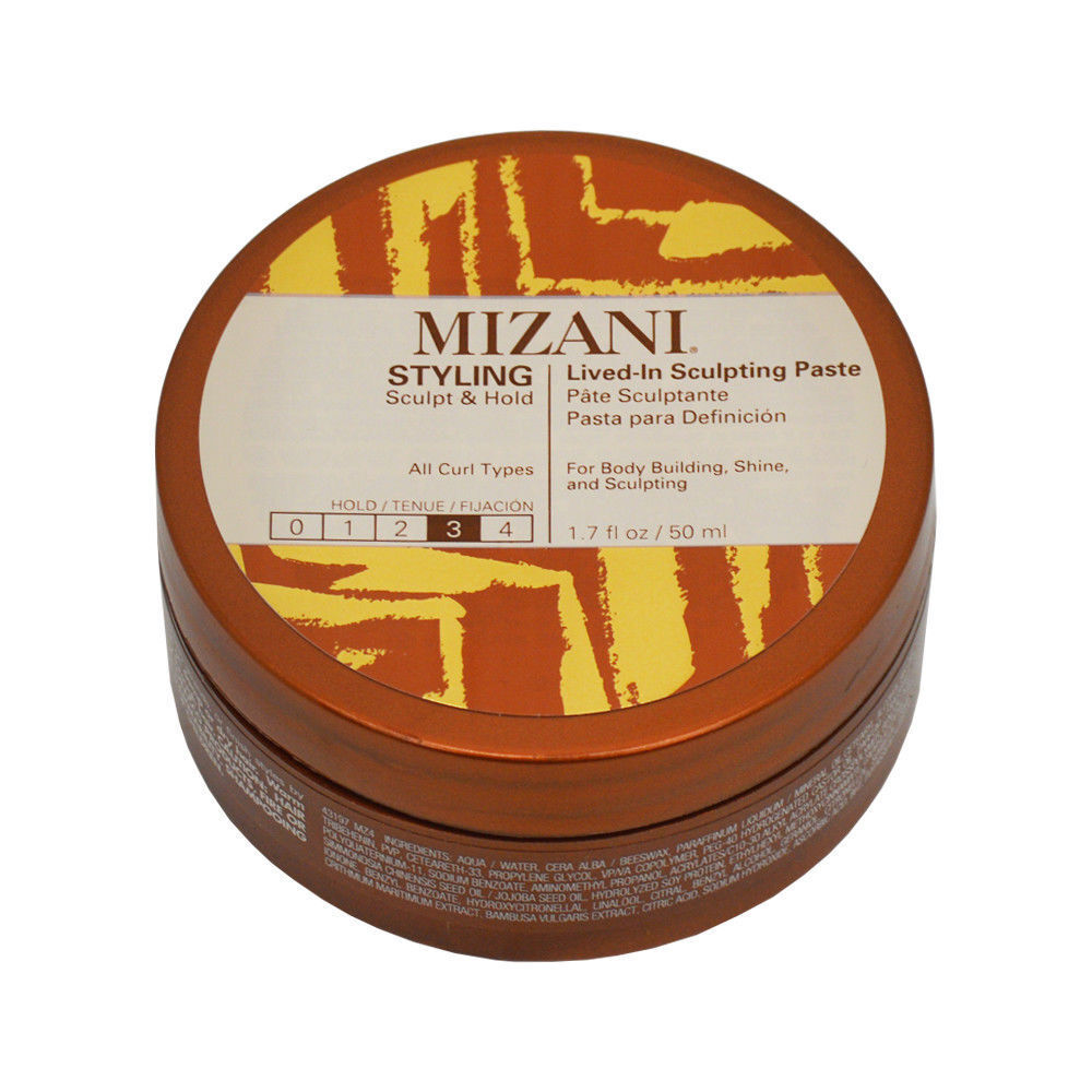 Mizani Lived In Sculpting Paste 1.7oz Hair Care & Styling