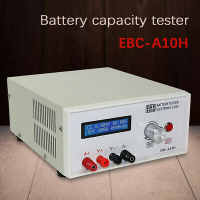 Battery Charge Test Ebc-a10h Mobile Power Tester Equip 5-10a 150w Pro Electronic
