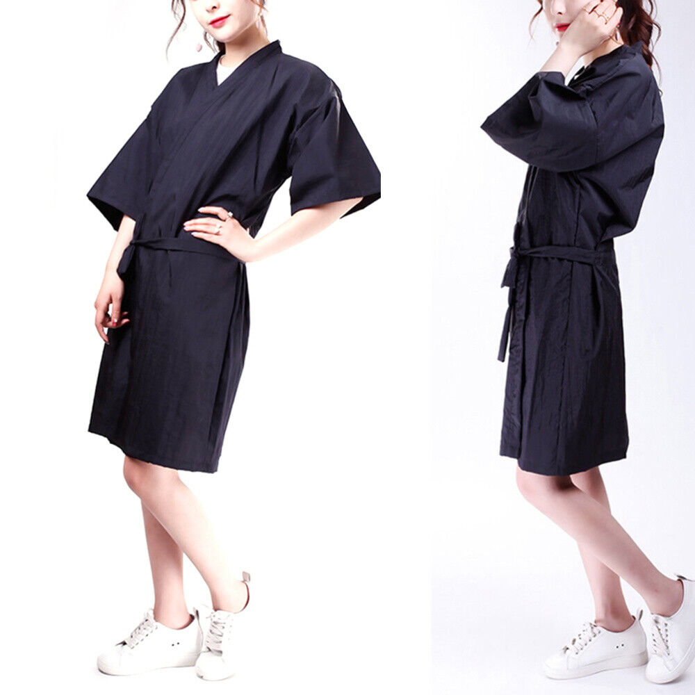 us salon robes smock for clients hair