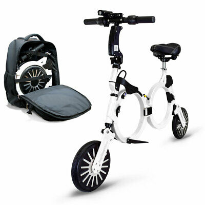 Jupiter Bike DLX - Smallest Folding Electric Scooter 15 Mph - JupiterBike