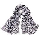 Women's Striped Shawl/Wrap