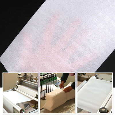 100x Foam Wraps Pouches Epe Dishes Porcelain Sheet For Packing Shipping Moving
