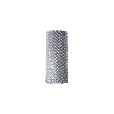 ALEKO Galvanized Steel 4 X 50 Feet Roll Chain Link Fence Fabric 11.5-AW Gauge