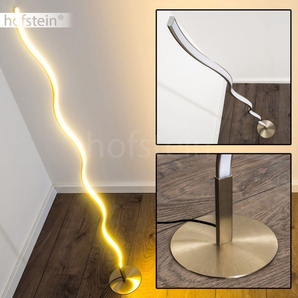 Lampada a stelo LED piantana ufficio elegante luce salone e cucina design 151647
