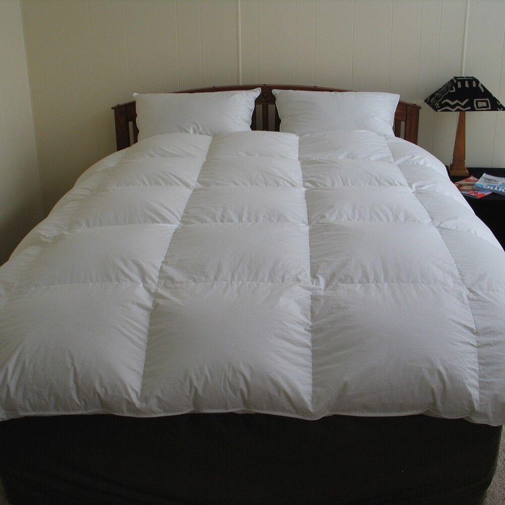 c321dd754d Bettwaren, -wäsche & Matratzen Bettdecken Sommerdecke Leichtbett Decke Bett  600g 60% Daunen Kein Lebendrupf 135x200cm