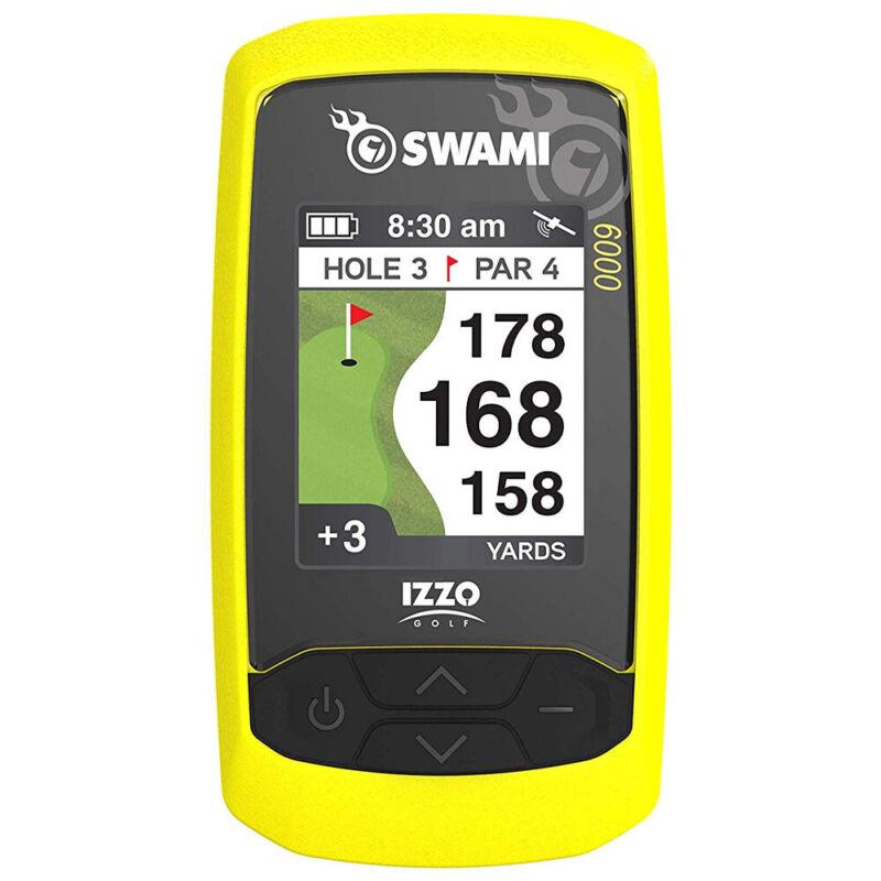 Izzo Swami 6000 GPS - Yellow