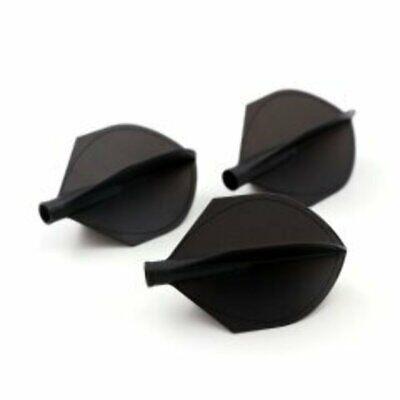 CueSoul Ak4 Black Shield Dart Flights