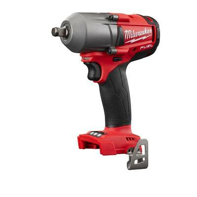 Milwaukee 2861-20 M18 FUEL 1/2-Inch Mid-Torque Impact Wrench with Friction Ring