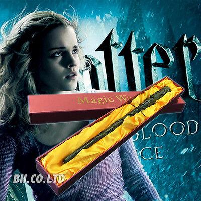 Harry Potter Hermione Granger Magisch LED WAND Leuchtzauberstab Geschenk NEU