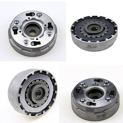 Semi Auto Engine Clutch Assembly 70cc 110cc 125cc PIT Quad Dirt Bike ATV (70cc Pit Dirt Bike)