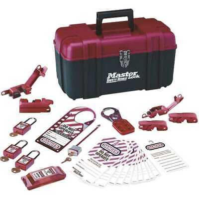 Master Lock 1457e410ka Master Lock Personal Lockout Kit Electrical