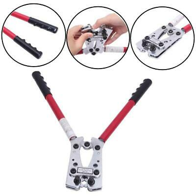 Cable Lug Crimping Tool For Heavy Duty Wire Lugsbattery Terminalcopper 6-50mm