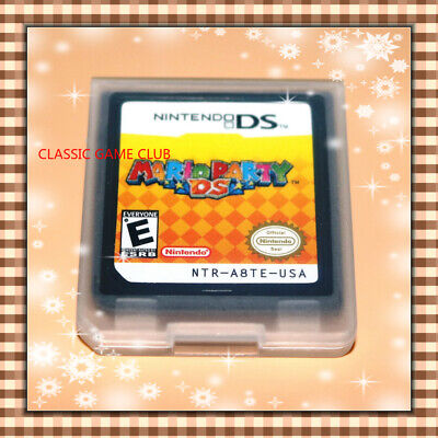 Usado, Mario Party (Nintendo DS, 2007) Game Only for DS / DSi / 3DS XL / 2DS segunda mano  Embacar hacia Mexico
