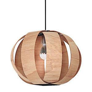 pendelleuchte h ngelampe decken lampe holz leuchte design natur landhaus stil 62 ebay. Black Bedroom Furniture Sets. Home Design Ideas
