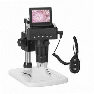 Dim-t 2.4 Inch Lcd Hdmi Usb Av Tv Digital Microscope Black