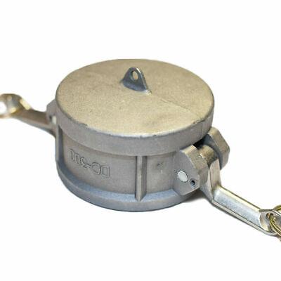 3 Stainless Steel Cam Lock Dust Cap