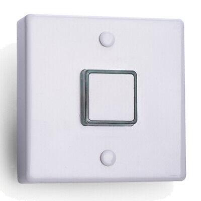 Adjustable Time Delay Push Switch Timer Lag Illuminated Rundown Pneumatic Square
