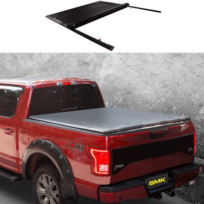 Lock Roll Up Soft Tonneau Cover 94-01 Dodge Ram 1500/2500/3500 6.5 FT Short Bed ()
