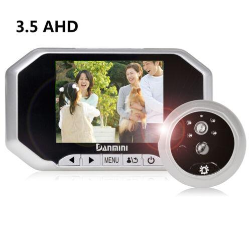 3.5 inch LCD Digital Video Door Viewer 160 Peephole Doorbell Camera Night Vision