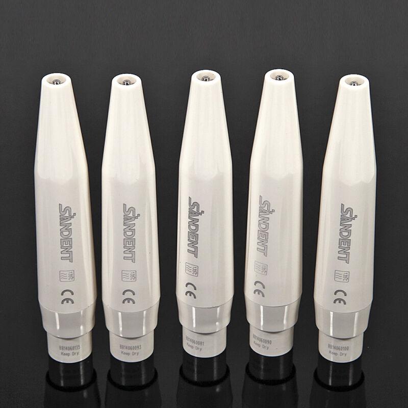 5 Dental Ultrasonic Piezo Scaler Handpiece for DTE/Satelec Scaler Tips