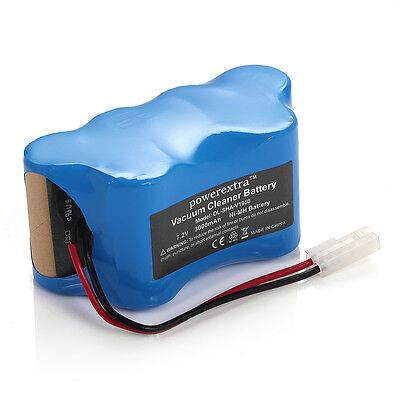 7.2V 3.0Ah Battery XB1918 For Euro-Pro Shark V1950 VX3 Cordless Vacuum Sweeper