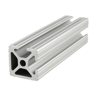 8020 Inc 10 Series 1 X 1 Two Adj T-slot Aluminum Extrusion 1002 X 96.5 Long N