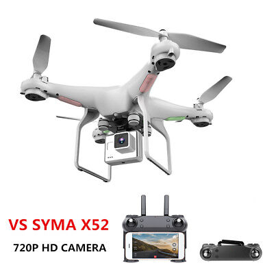 Syma Flying RC Drone Quadcopter With 720P WiFi