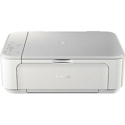 Canon Pixma MG3620 Wireless Inkjet All-In-One White Multifunction Printer
