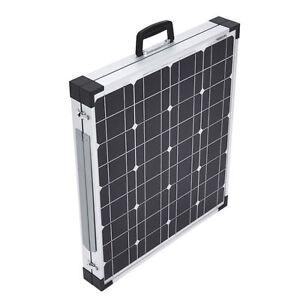 sundely 100w portable mono folding solar panel kit 12v. Black Bedroom Furniture Sets. Home Design Ideas
