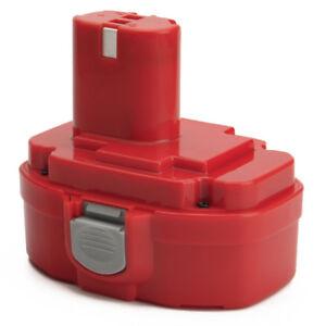 18V 2.0AH Ni-Cd Battery for Makita PA18 1822 192827-3 192826-5 8390D 8391D