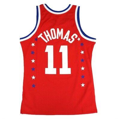 Isaiah Thomas 1983 NBA All Star East Mitchell & Ness Swingman Jersey Men's