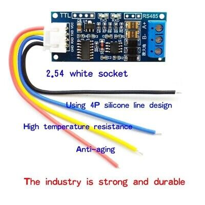 Ttl To Rs485 Converter Module 3.35.0v Hardware Automatic Control For Arduino Hi