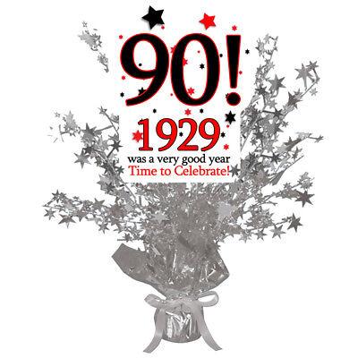 90th Birthday (Age 90)