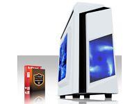 Gaming PC Desktop Computer-Fast 4.2GHz i7 7700, 1TB Hard Drive, 16GB , NVIDIA GeForce GTX 1080 8GB