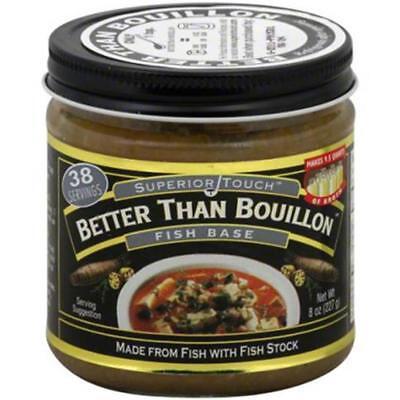 Better Than Bouillon-Fish Base (6-8 oz - Fish Bouillon