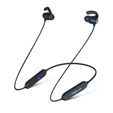 TREBLAB N8 Wireless Neckband Sport Headphones Running Bluetooth Earbuds Magnetic