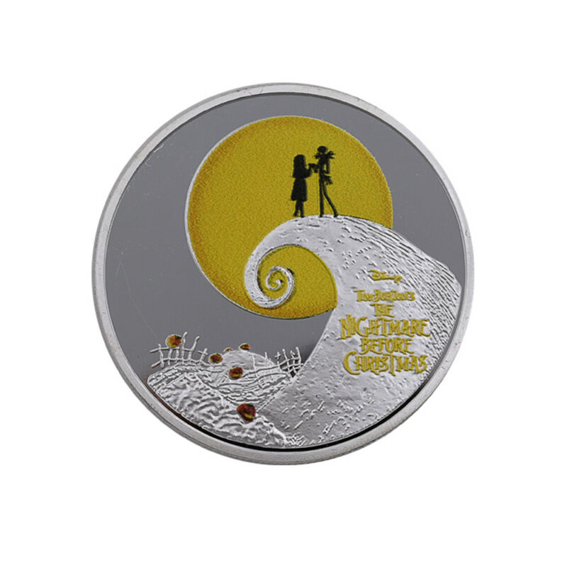 Valentine Souvenir Gifts 999.9 Silver Coin Decorative Challenge Coin for Friend