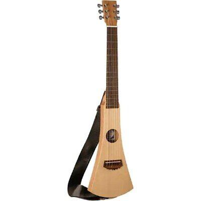 Photo Martin Backpacker Classical Nylon-String Acoustic Guitar Natural w/ Gig Bag