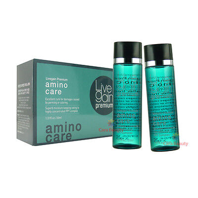 Highly concentraed PPT complex AMINO CARE HAIR AMPOULES 30ml x10vials