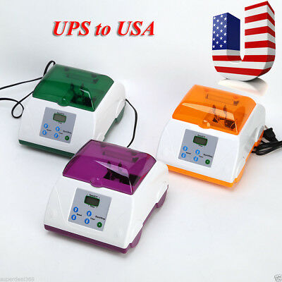 Usa Stock Amalgamator Dental Digital High Speed Mixer Hl-ah Amalgam Capsule 110v