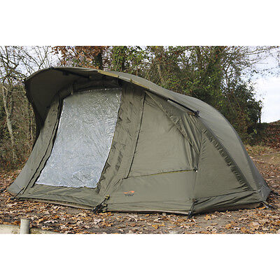 TF Gear Airflo Inflatable Air Pole MK2 1 or 2 Man Fishing Bivvy, Ex Demo