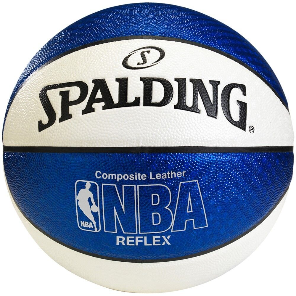 4db8efa16 SPALDING NBA Reflex Composite Basketballs