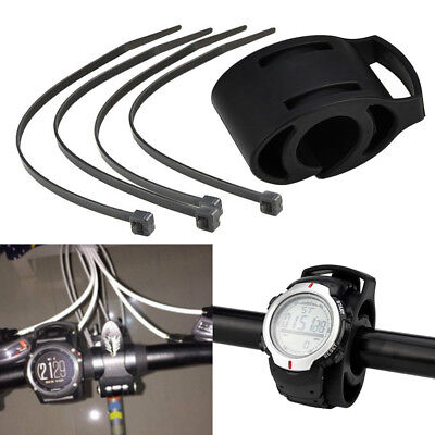 Cycling Bike Handlebar Mount Holder For Garmin forerunner 410 610 920 GPS Watch comprar usado  Enviando para Brazil