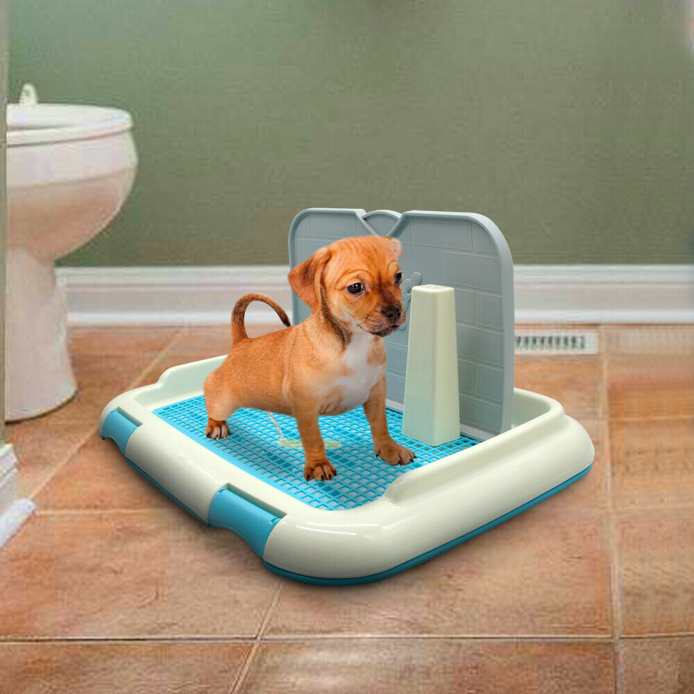 Portable Pet Dog Puppy Potty Training Toilet Indoor Pet